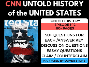 CNN The Untold Story of the United States  Ep. 1-12