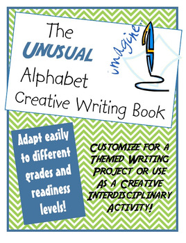 The Unusual Alphabet Creative Writing Book!