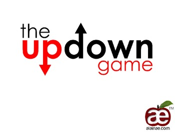 The UpDown Game Template (PPT Game)