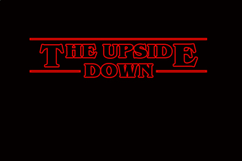 The Upside Down- A BreakoutEdu Game inspired by Stranger Things