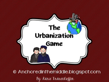 The Urbanization Game