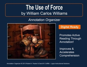 """""""Use of Force"""" by William Carlos Williams: Annotation Organizer"""