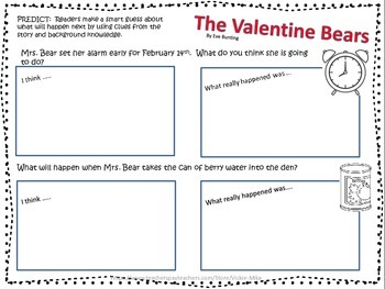 The Valentine Bears: Predicting
