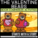 The Valentine Bears by Eve Bunting Book Companion Activities