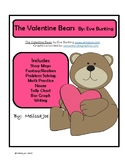 The Valentine Bears by:  Eve Bunting (redone 2017)
