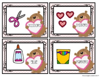 The Valentine Factory: An Art Center for Making Valentines