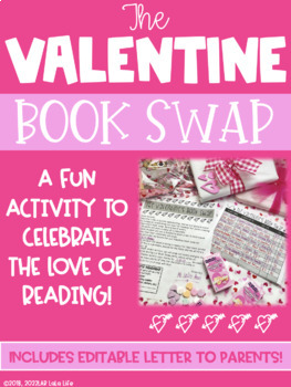 The Valentines Day Book Swap Project