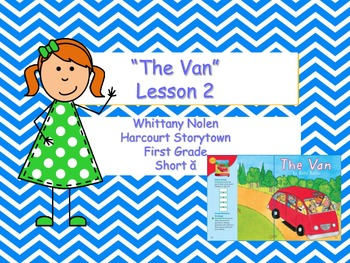 The Van Storytown Lesson 2