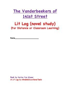 The Vanderbeekers of 121st Street Lit Log