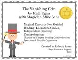 The Vanishing Coin by Kate Egan: Novel Study