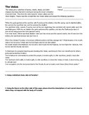 The Vedas, Hinduism & The Caste System - Primary Source Analysis Worksheet
