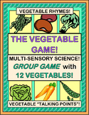 """""""The Vegetable Game!"""" -- Hands-On Science and Health Fun!"""