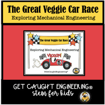 STEM Vegie Car Race!: Engineering Vegetables!!