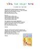 The Veldt Short Story & Song Activities