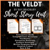 The Veldt Short Story Mini-Unit