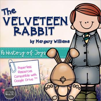 The Velveteen Rabbit: A History of Toys (Digital Activity)