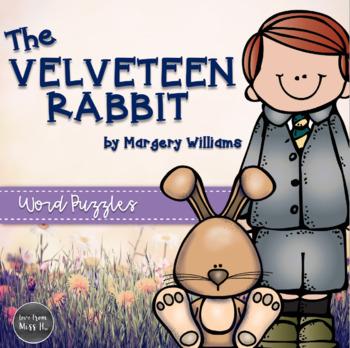 The Velveteen Rabbit Activities