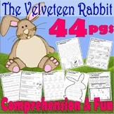 The Velveteen Rabbit : Spring Book Companion Reading Compr