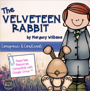 The Velveteen Rabbit: Compare and Contrast (Digital Activity)