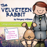 The Velveteen Rabbit Comprehension (DIGITAL)