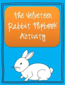 The Velveteen Rabbit Flipbook Activity Descriptive Writing