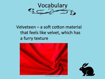 The Velveteen Rabbit PowerPoint