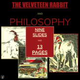 CRITICAL THINKING ACTIVITY   THE VELVETEEN RABBIT AND PHILOSOPHY