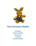 The Velveteen Rabbit - vocabulary, cause and effect, sequencing, and more