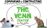 The Venn Center: A Higher Level Independent Thinking Center {Set 1}