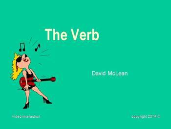 The Verb - the grammar series