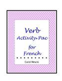 Verb * Activity Pac For French