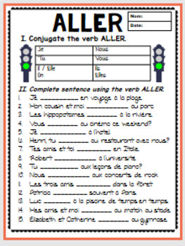 "The Verb ""Aller"""