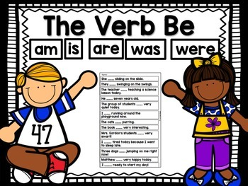 The Verb BE am, are, is, was, were