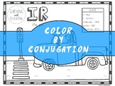 Spanish Verb Conjugation Worksheet | The Verb IR