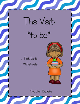 "The Verb ""To Be"" Mini Pack"