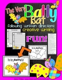 Halloween Writing Activity: Following Directions