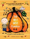 The Very Best Pumpkin K-2