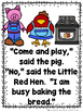 The Very Busy Little Red Hen  (Sight Word Emergent Reader