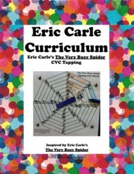 The Very Busy Spider CVC Web