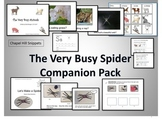 The Very Busy Spider Companion/Activity Pack--Special Educ