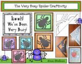 "Spider Activities ""The Very Busy Spider"" Craft"