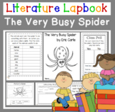 The Very Busy Spider Literature Lapbook
