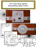 Spider Activities: The Very Busy Spider Sequencing & Storytelling Craft