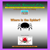 The Very Busy Spider-Symbol Story by Speech Sound City