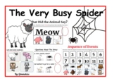 The Very Busy Spider for Google Classroom and Distant Learning