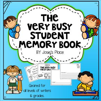 Student Memory Book