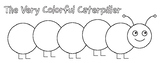 The Very Colorful Caterpillar Worksheet Download