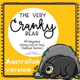 The Very Cranky Bear - A4