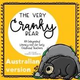 The Very Cranky Bear - A4