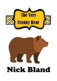 The Very Cranky Bear Activities